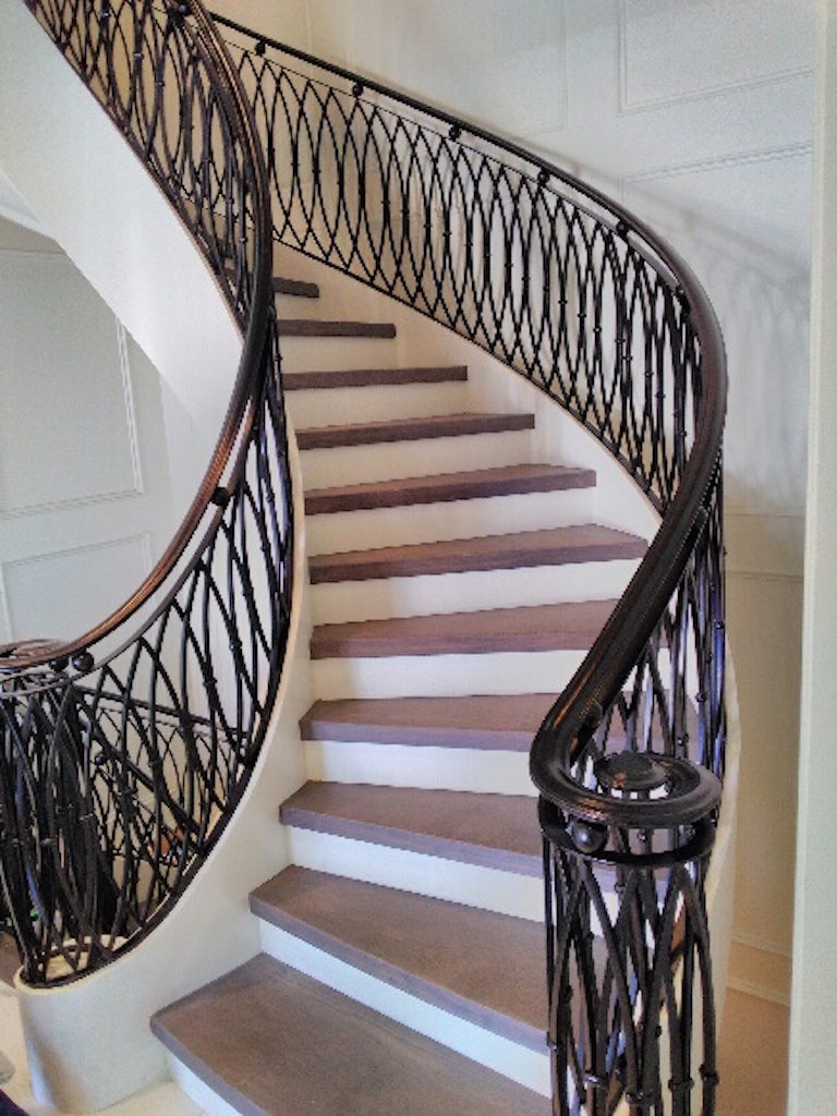 Gallery Interior Wrought Iron Railings Innovative Metal Works